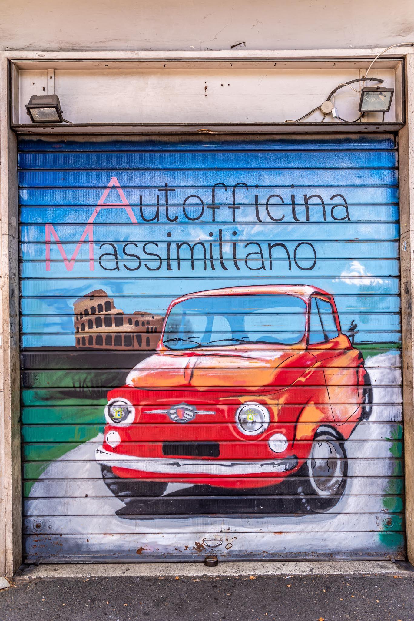 Autofficina Massimiliano