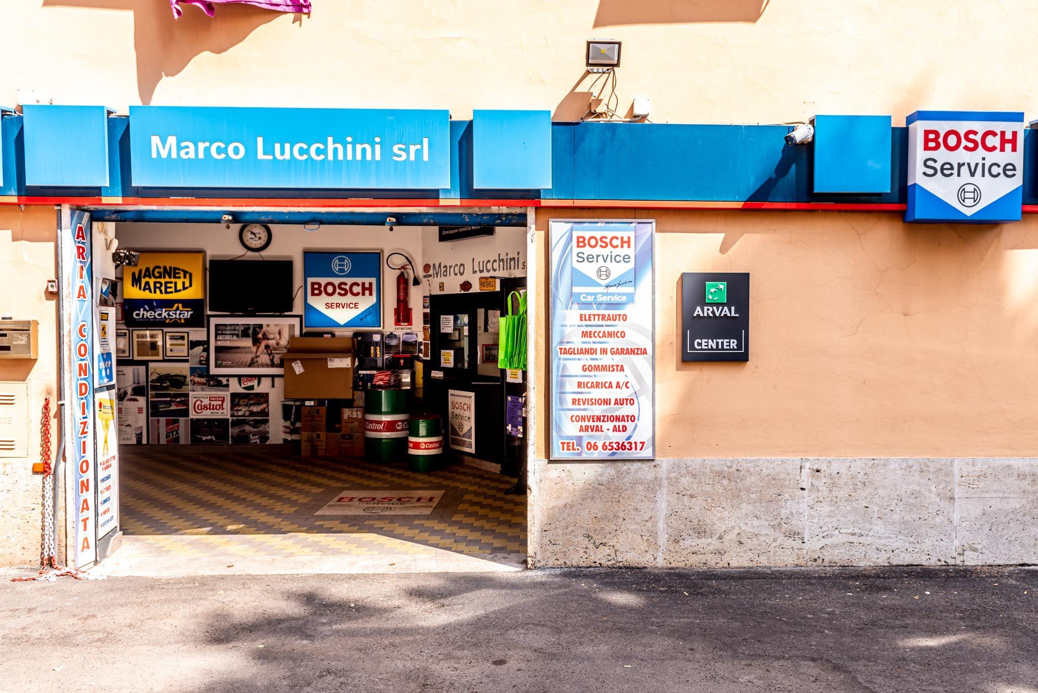 Autofficina Lucchini